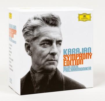dgg karajan symphony edition