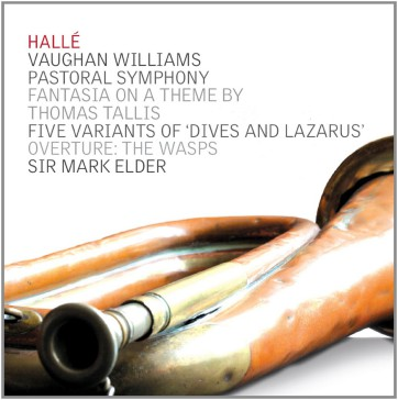 Vaughan Williams 3-Hallé-Elder