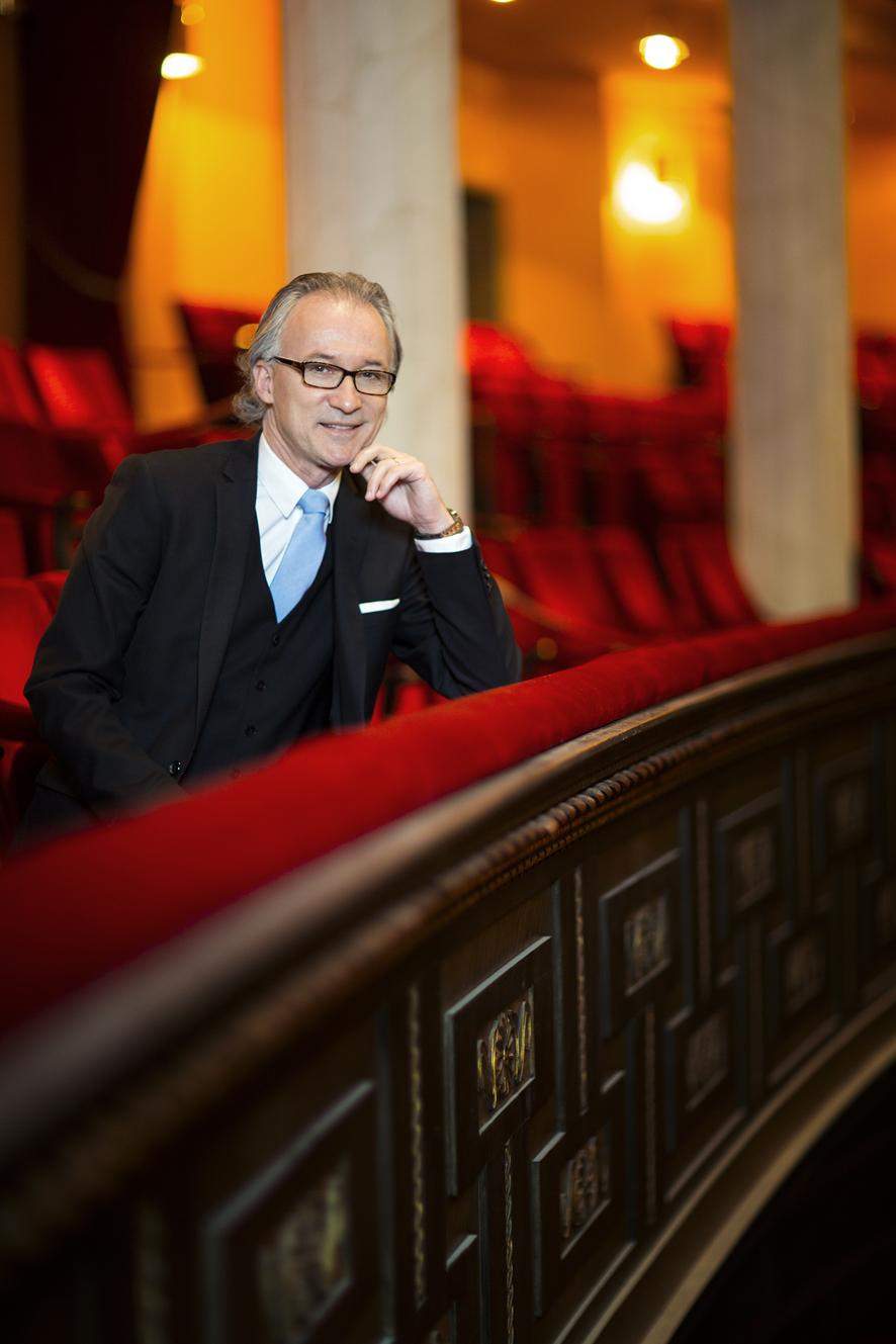 Preparing for takeoff: The Royal Stockholm Philharmonic