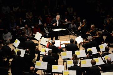 Concert Jansons Amsterdam Paris 20150220 (c) Charles d'HérouvillePhilharmonie de Paris