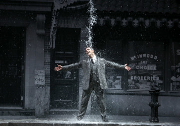 SINGIN'IN THE RAIN (Robert Carsen 2015)