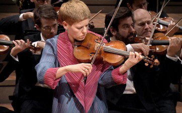 Isabelle Faust Berlin
