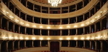 Teatro Poliziano Montepulciano