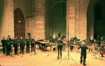 Chœur, orchestre et soliste