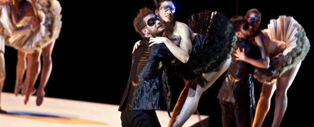SASHA WALTZROMEO UND JULIETTEDEUTSCHE OPER BERLIN   Premiere: 18.04.2015