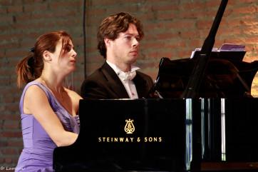Duo Solot de face-Rochemontès12_04_15-©Céline Lamodi