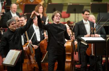 Academia Nazionale und Jan Vogler bei Musikfestspielen