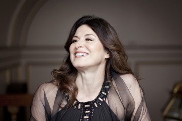Anna Caterina Antonacci Wigmore Hall Live  14 May 2012