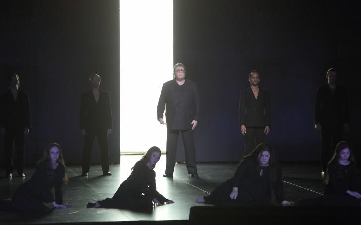 Ariane à Naxos, Bayerische Staatsoper, 2015