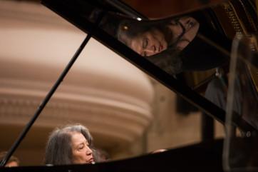 Martha Argerich 1er octobre