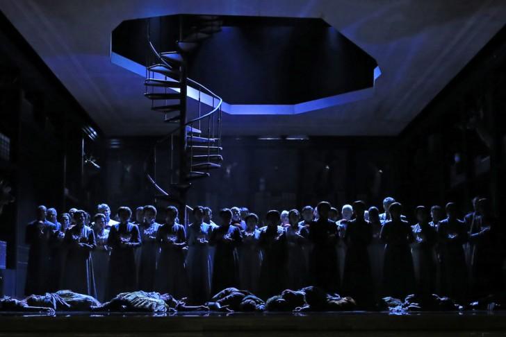 Roméo et Juliette - Metz © Arnaud Hussenot - Metz Métropole