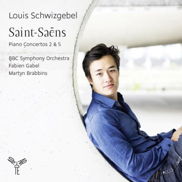 St-Saëns concertos