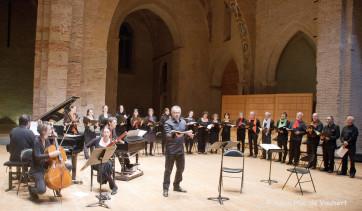 Arnaud Marzorati et sa Clique des Lunaisons réveillent le répertoire populaire des chansonniers.