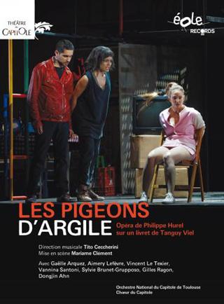 DVD hurel pigeons-argile éole anaclase