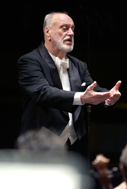 Kurt Masur - Photo: Radio France/Christophe Abramowitz
