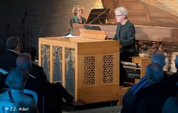 Aline Zylberajch & Martin Gerster ©JJ. Ader