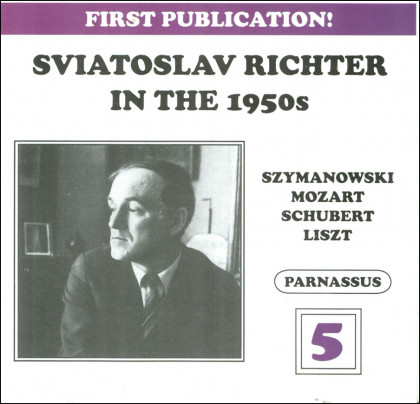 PACD96017-18_Sviatoslav_Richter__Live_in_the_1950s_Vol_5