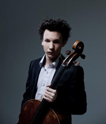 Edgar Moreau, jeune génération française du violoncelle