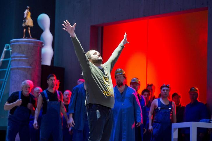 Theater Bonn - BENVENUTO CELLINI