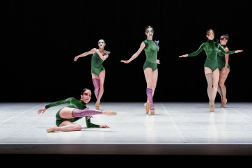 Le Ballet de Lorraine trois fois contemporain