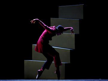 George Hill_Sie war schwarz_Costin Radu_Semperoper Ballett Dresden