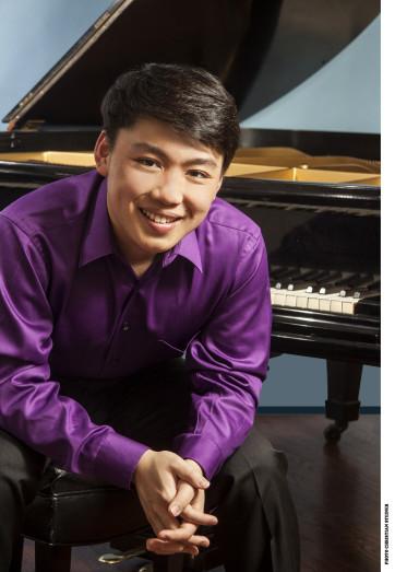 George Li  (c) Christian Steiner