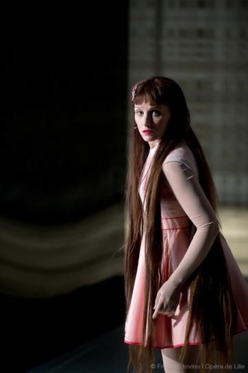 La création de Marta de Wolfgang Mitterer à l'Opéra de Lille