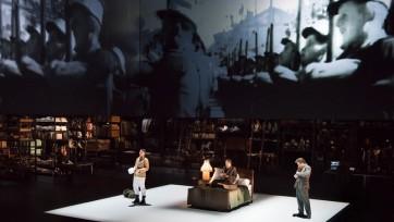 Benjamin dernière nuit de Michel Tabachnik à l'Opéra de Lyon
