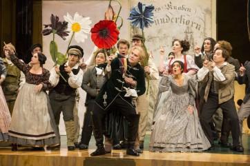 Die Meistersinger von Nürnberg à Bastille : le bonheur absolu