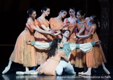 Mathieu Ganio et Amandine Albisson subliment le Roméo et Juliette de Noureev