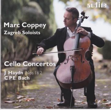 Ctos Haydn Marc Coppey