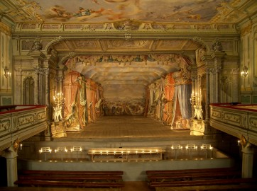 Les 250 ans du Théâtre de Drottningholm