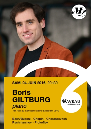 flyer boris giltburg
