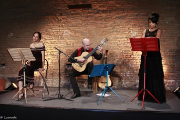 Trio 1©Céline Lamodi