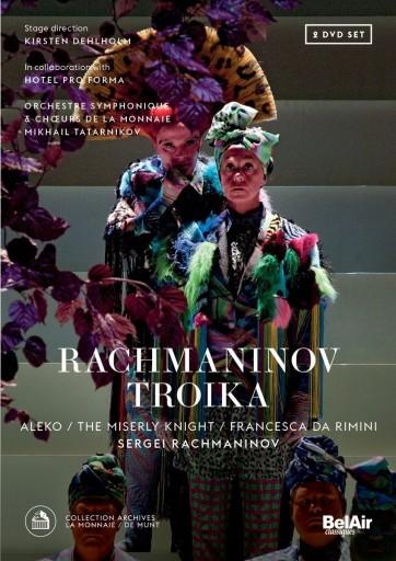 troika rachmaninov