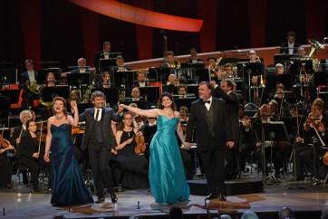 Baden-Baden-Gala : Harteros, Gubanova, Terfel, Kaufmann, au-delà des espérances