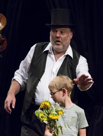À Verbier, l'immense Falstaff de Bryn Terfel