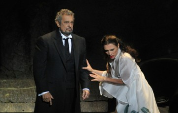 Ermonela Jaho double la mise dans la Traviata des Chorégies d'Orange