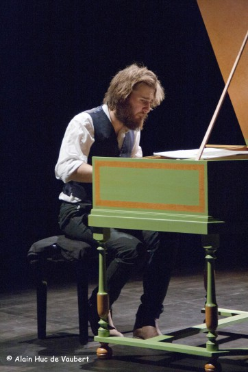 Jean Rondeau magnétise Rameau