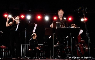 Un festival de solistes en tango avec Marcello Nisinman