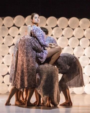 Deux créations mondiales en ouverture de la Biennale de la Danse de Lyon