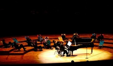 Glassworlds, le marathon Philip Glass de Nicolas Horvath