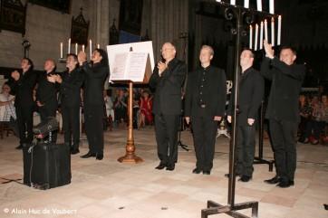 L'ensemble Vox Canotais vient de révéler des trésors des livres de chœur de la cathédrale de Mexico.