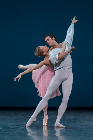 L'Opéra rend hommage à Violette Verdy avec une soirée toute balanchinienne