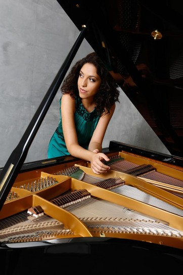 Les Variations Goldberg selon la pianiste Beatrice Rana