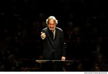 Jordi Savall - Pleyel 15 01 2011 © David Ignaszewski