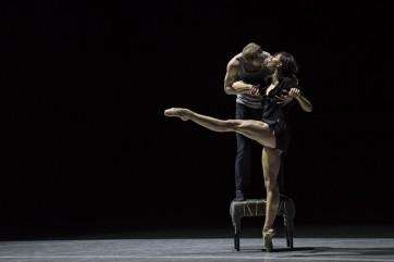 Aleatorio, création de Jean-Christophe Maillot pour les Ballets de Monte-Carlo