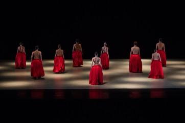 Les belles lignes de Jiří Kylián par le Ballet de l'Opéra de Paris