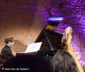 Orante Moretti incarne une Clara Schumann lumineuse, passionnée et amoureuse
