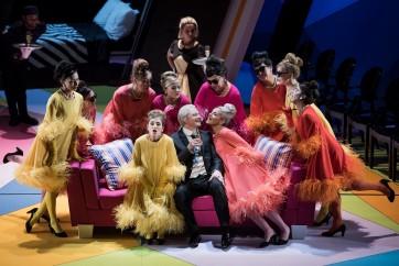 La réjouissante Nuit à Venise de Johann Strauss à l'Opéra de Lyon